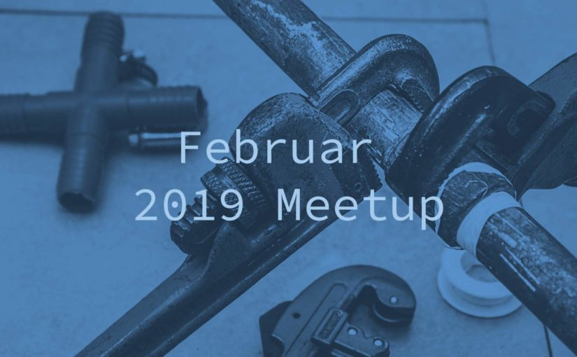 Februar-Ausgabe: WordPress Meetup am 19.02. in Potsdam