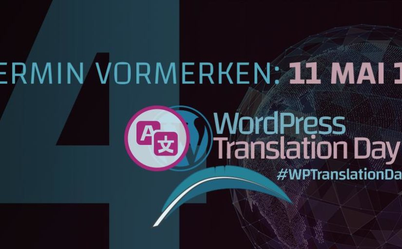 Translation Day bei unseren WP-Freunden in Berlin und überall auf der Welt